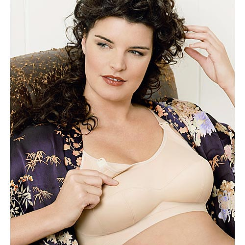 c1d6a020cc This Goddess Comfort Zone Nursing Bra is a best seller. Available in 2  colors in