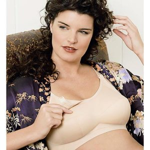 This Goddess Comfort Zone Nursing Bra is a best seller. Available in 2 colors in plus sizes to K cup.